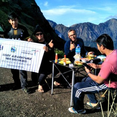 Food-In-Rinjani
